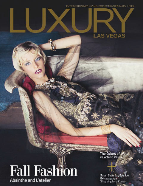 Luxury Las Vegas Fall Fashion September 2015 Style with a cause