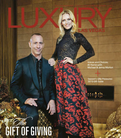Luxury Las Vegas - November 2015 :: The Gift Guide style with a cause